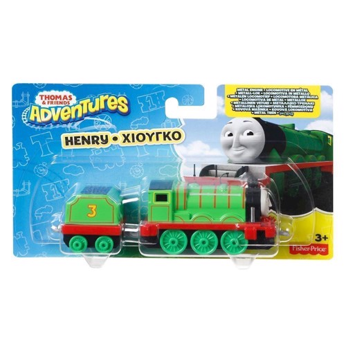 Image of Thomas Tog Adventures - Henry (0887961401608)
