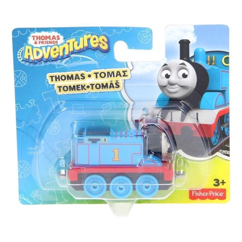 Image of Thomas Tog Adventures Train - Thomas (0887961401752)