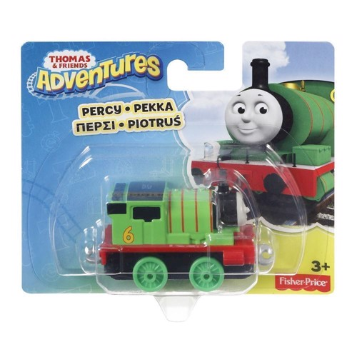 Image of Thomas Tog Adventures Train - Percy (0887961401769)