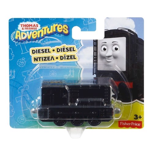 Image of Thomas Tog Adventures Train - Diesel (0887961402100)