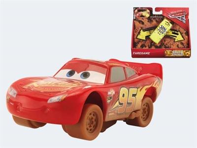 Image of   Cars 3 DYB03 Crazy 8 Crasher biler