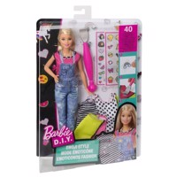 Barbie DIY Style Barbie dukke