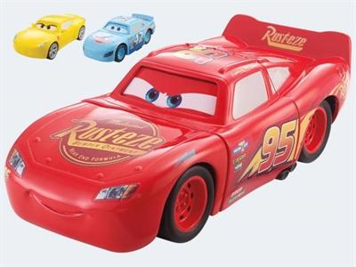 Image of   Cars 3 DYW10 Super Crasher biler