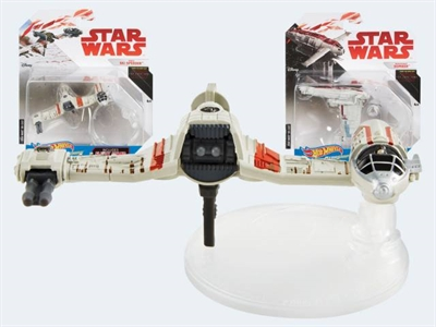 Image of   Hot Wheels FBB03 Star Wars assorterede E8 rumskibe