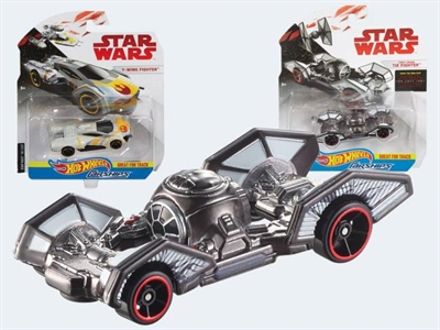 Image of   Hot Wheels FBB72 Star Wars E8 Carship