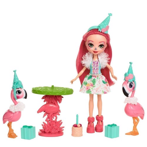 Image of Enchantimals - Ferme Flamingo (0887961450163)