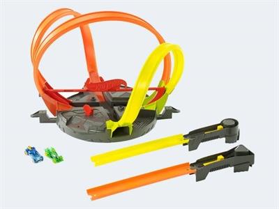 Image of   Hot Wheels FDF26 Mega Looping Crash Track, Racerbane