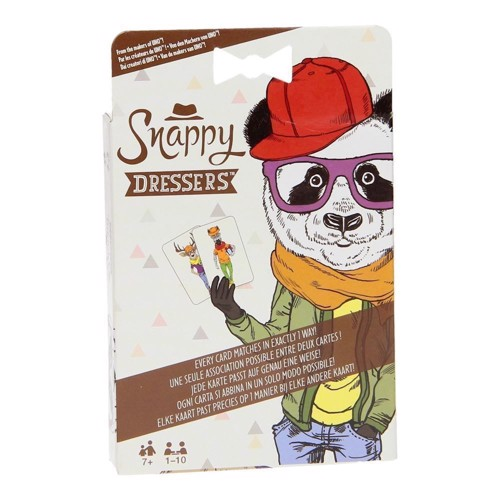 Image of   Snappy Dressers Card Game