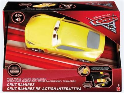 Image of   Cars 3 FDW15 Interaktiv Cruz Ramirez