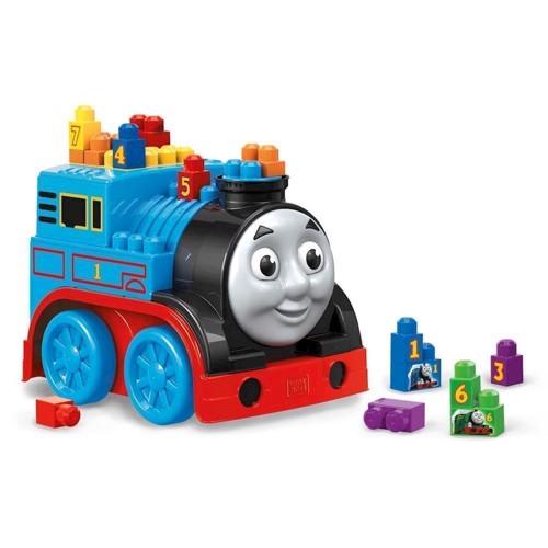 Image of Mega Bloks -Build & Go Thomas Tog, 20 dele. (0887961483468)