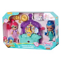 Shimmer & Shine Float and Sing Palace Boyfriends