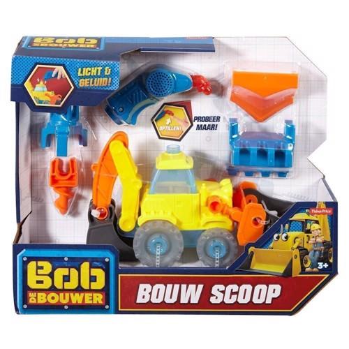 Image of Byggemand Bob konstruktion Scoop (0887961496741)