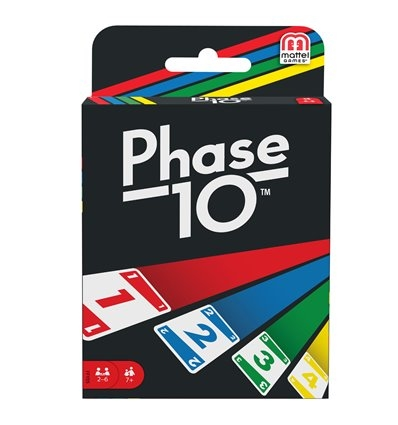 Image of   Phase 10