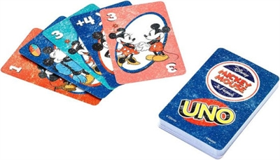 Image of Uno Mickey Mouse (0887961774931)