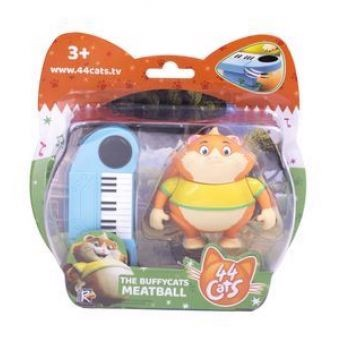 Image of 44 Cats Meatball Med Keyboard (3032161801131)