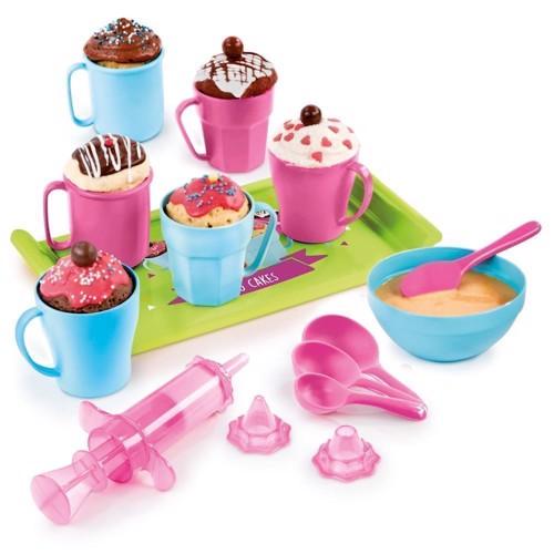 Image of Smoby bagesæt, cupcakes i kopper (3032163121015)