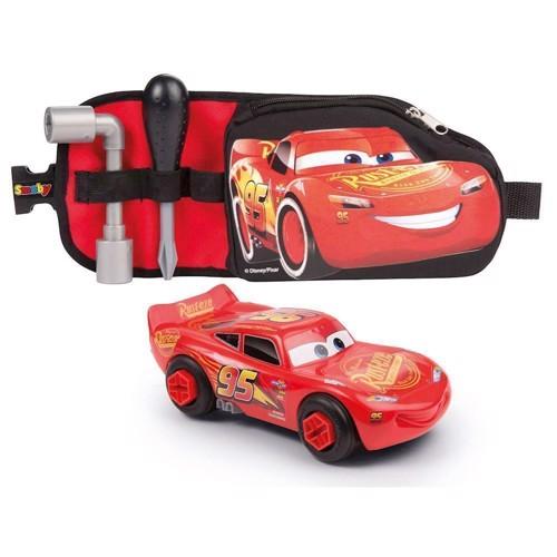 Image of   Smoby - Cars Værktøjsbælte med bil