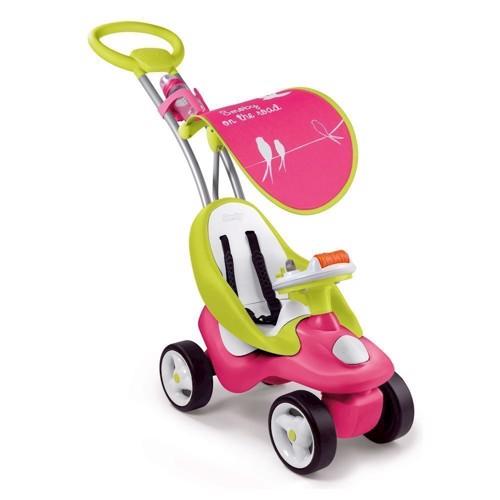Smoby Bubble Go Ride On, skubbe bil til børn