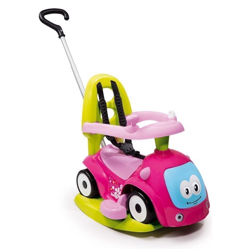 Image of Maestro Smoby Ride On Pink, Gyngehest
