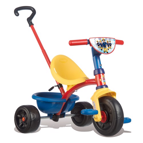 Image of   Smoby Be Move, trehjulet cykel med brandmand Sam
