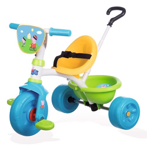 Image of Smoby trehjulet cykel, Gurli Gris (3032167403131)
