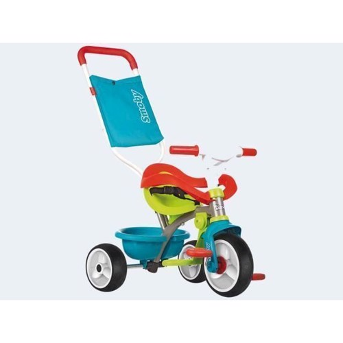 Image of   Smoby - Be Move Comfort Trehjulet cykel 3i1
