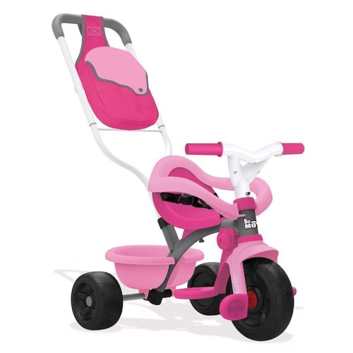 Image of   Smoby Be Move Comfort, trehjulet cykel, pink