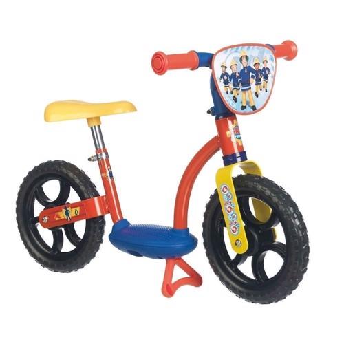 Image of   Smoby balance cykel med Brandmand Sam