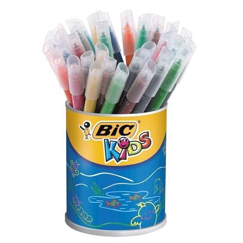Image of   BIC - Kids, Tusser/tuscher, 36 stk