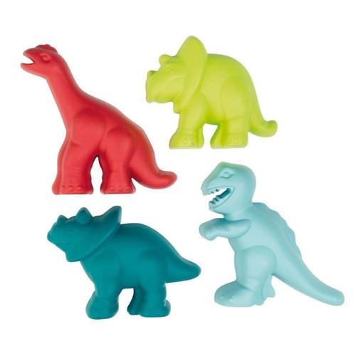 Image of   Ecoiffier dinosaur sandforme, 4 stk
