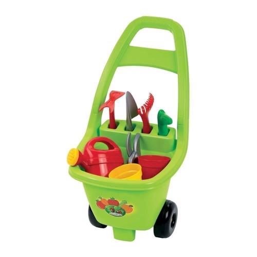Image of Ecoiffier Trolley med have redskaber (3280250004790)
