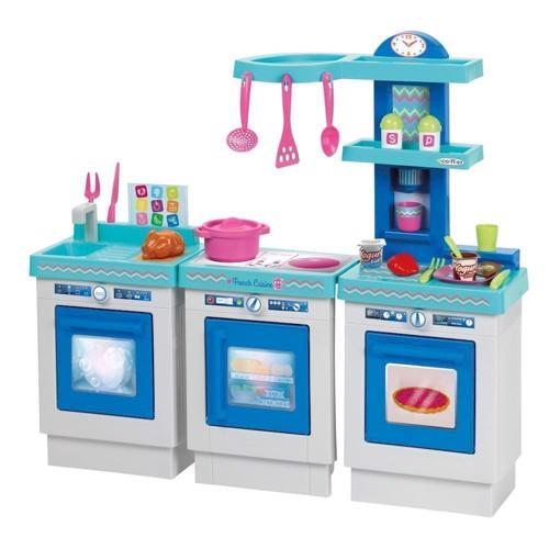 Image of   Ecoiffier luxury kitchen, 25dlg.