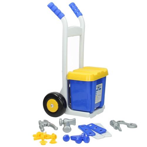 Image of   Mechanics Trolley med værktøj
