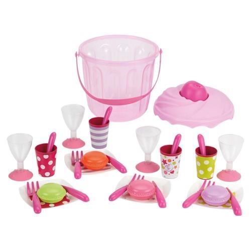 Image of   Ecoiffier Tea Party Set, 28dlg.