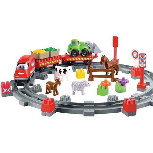 Image of Abrick togbane på landet med tilbehør (3280250030683)