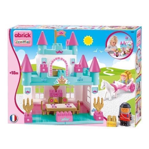 Image of Abrick prinsesse slot med tilbehør (3280250030881)