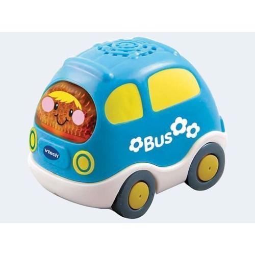 Image of Vtech Tut, blå bus (3417761195147)