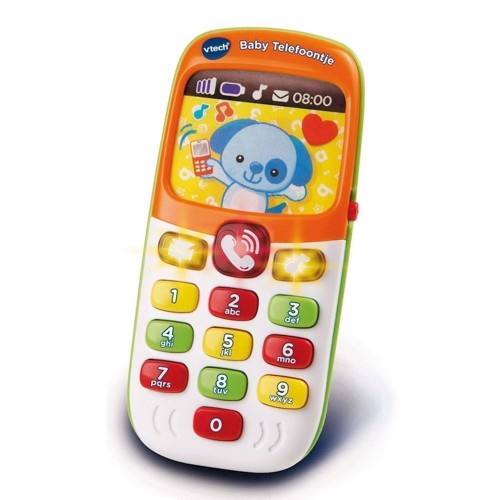 Image of   Vtech Baby legetøjstelefon