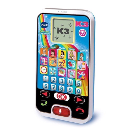 Image of   VTech K3 Legetøjs Smartphone