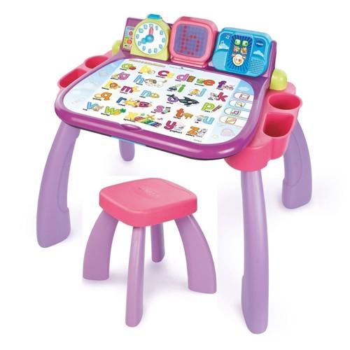 VTech Mit Magiske Skrivebord 3in1, Pink