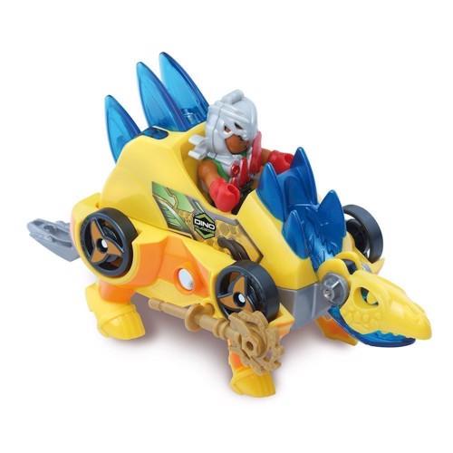 Image of   Switch &Go Dinos, Bertus Stegosaurus & Sturdy Stan