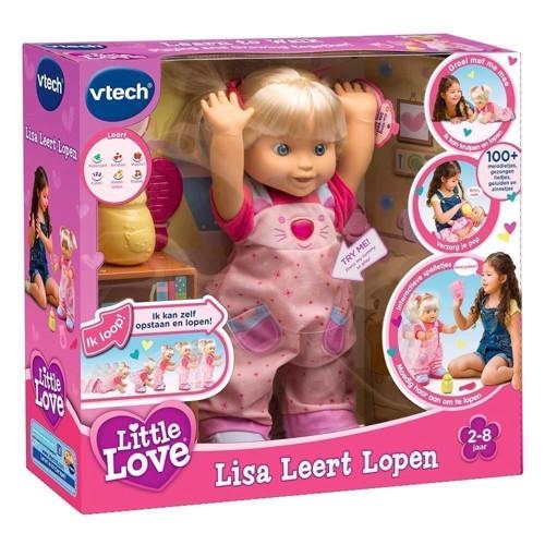 VTech Little Love Lisa lærer at gå