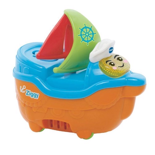 Image of Vtech Blub Blub Bad, båden Ziggy (3417761871232)