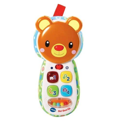 Image of   VTech Call Bear Brown
