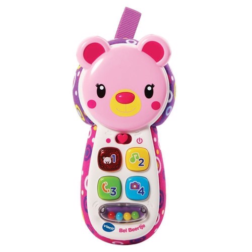 Image of   VTech Call Bear Pink