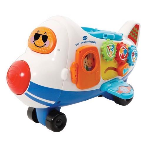 VTech Toet Toet Cars 2i1 flyvemaskine