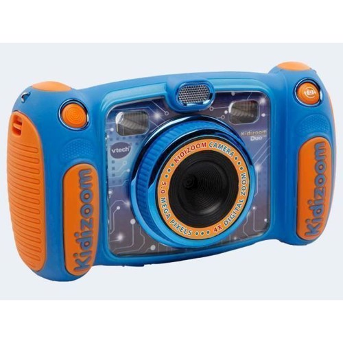Image of   Vtech Kidizoom Duo 5.0 Camera blå