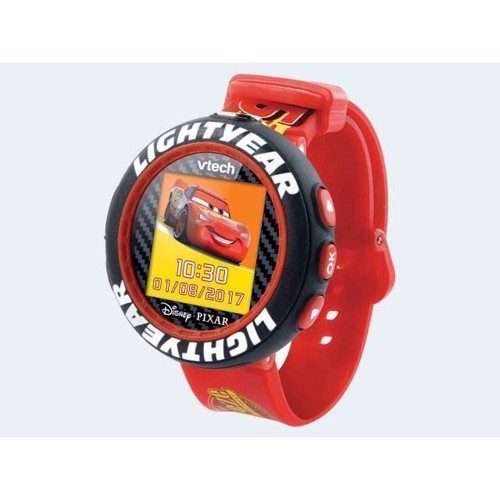 Image of   Vtech Cars 3 Clock with camera 5-12 years