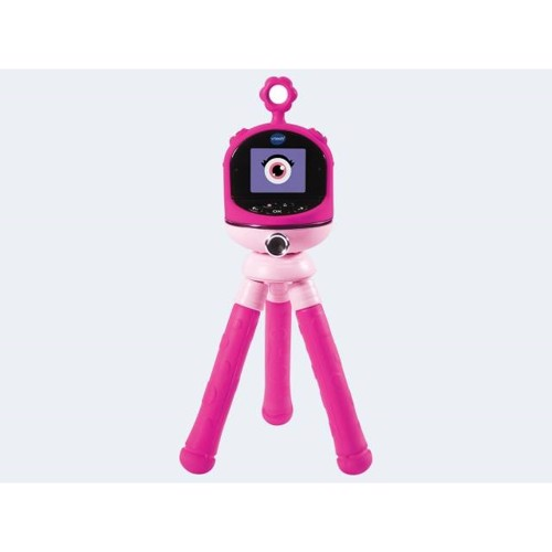 Image of   Vtech Kidizoom Flix Camera pink 5-12 years