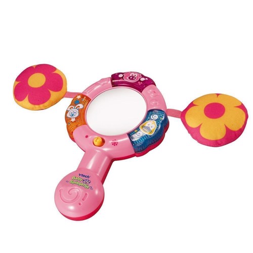 Image of   VTech Baby Mirror pink